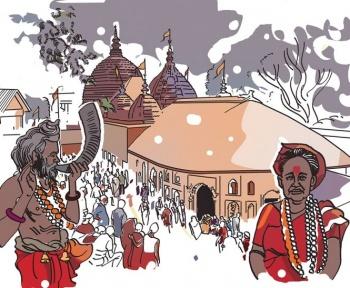 Kamakhya temple tour