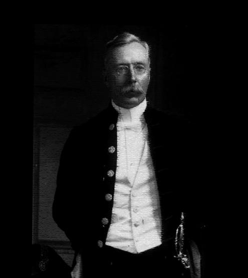 Sir Daniel Mackinnon Hamilton