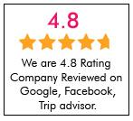 4.8 rating Sundarban tour package