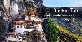 bhutan tour package from kolkata
