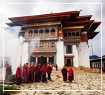 Bhutan Heritage Walk