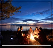 camp fire silk route tour package