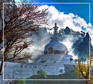 Darjeeling tour japani temple
