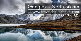 gangtok tour package from kolkata