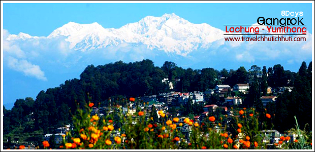 gangtok package tour
