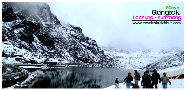 gangtok tour tshangu lake