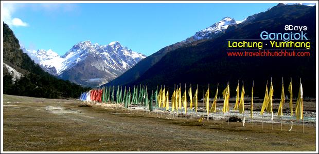 gangtok tourist places yumthang