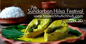 7th Sundarban hilsa festival 2020