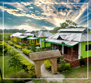 hotel in gorumara