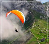kashmir tour paragliding