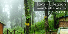 lava lolegaon package tour from kolkata