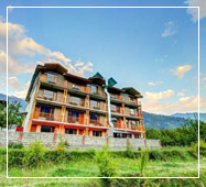 manali holiday package hotel