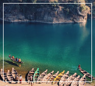 north east tour packages dawki river