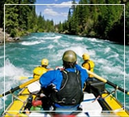 river rafting east sikkim tour package