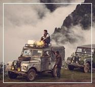 sandakphu land rover package
