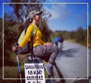 sandakphu trek itinerary