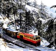 shimla tour package toy train