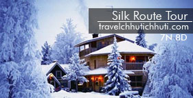 silk route tour from kolkata