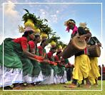 sundarban tour tribal dance