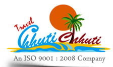 travel chhuti chhuti logo
